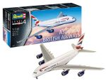 Revell 03922 1:144 Airbus A380-800 British Airways